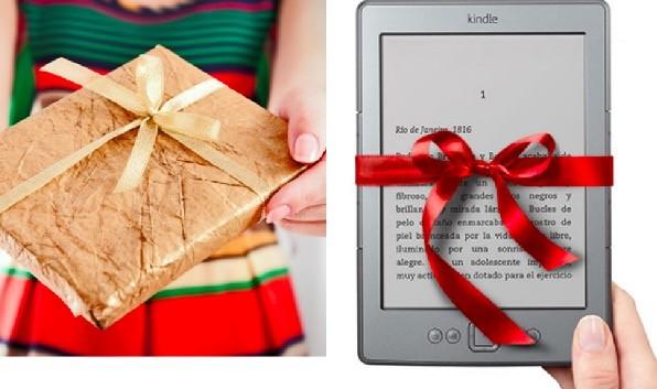 libro de regalo