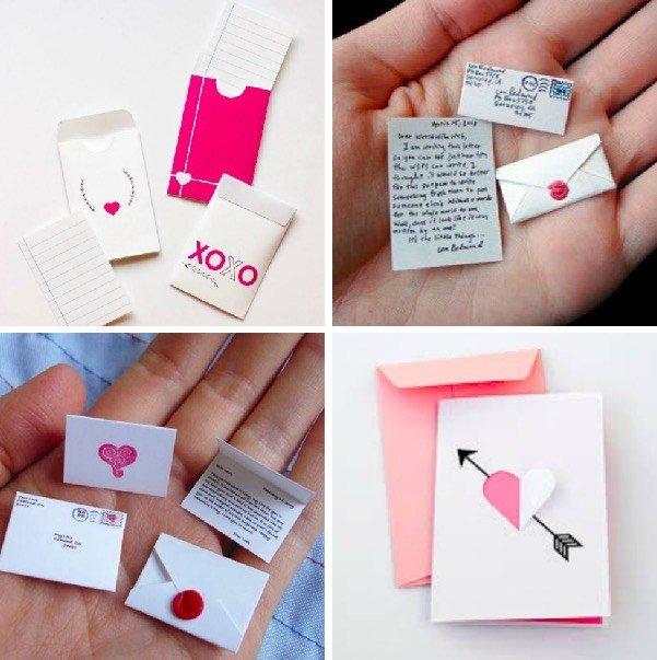 mini cartas de amor para mi novio