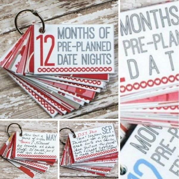 planes para cada mes