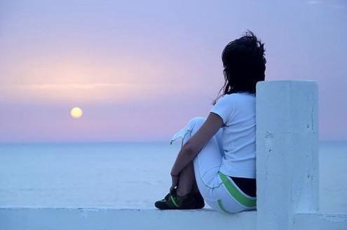 quedate sola cuando lo necesites para aclarar tus pensamientos